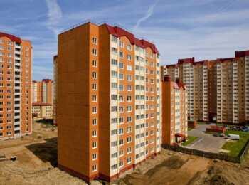 Панорама корпусов ЖК Дудергофская линия 3